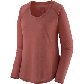 Patagonia Cool LS Trail Shirt Women rosehip
